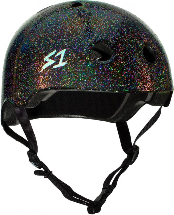 Black Glitter 1