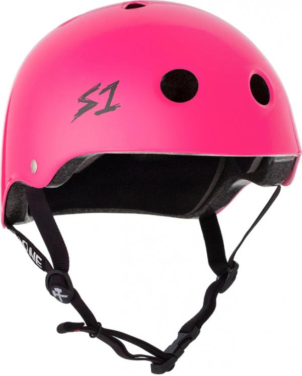 S1 Neon Pink Gloss