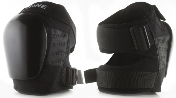 S1 Pro Knee Pads front and back