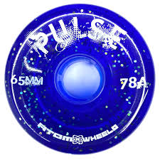 Glitter Pulse Blue